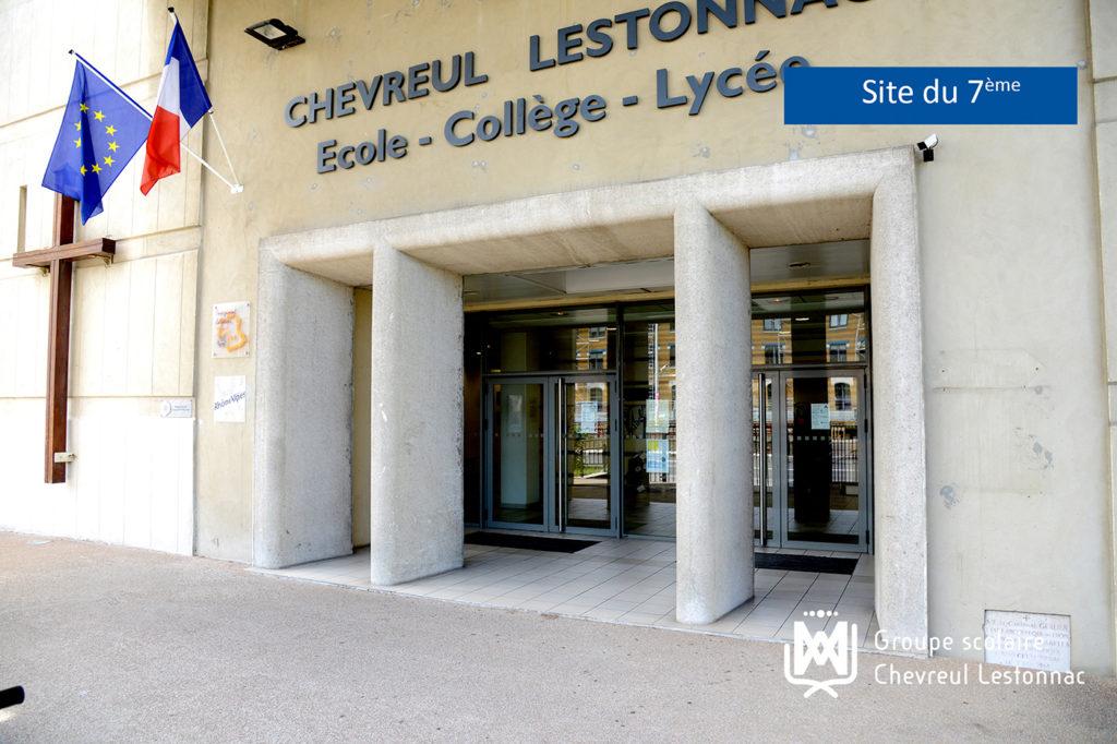 Groupe scolaire Chevreul Lestonnac