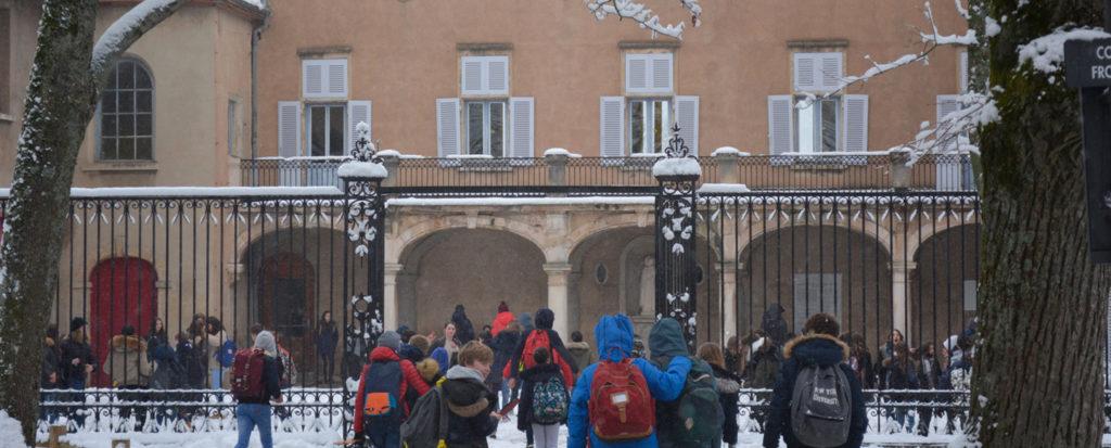Groupe scolaire Chevreul Fromente Saint Didier au Mont d'Or