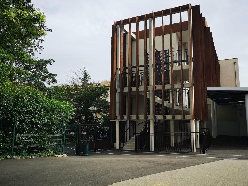 Institution Sévigné Narbonne